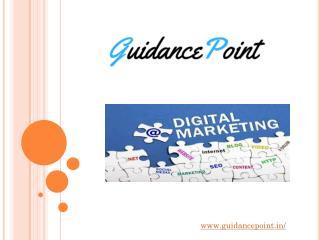 What constitute digital marketing|digital marketing classes in Pune|Guidance point