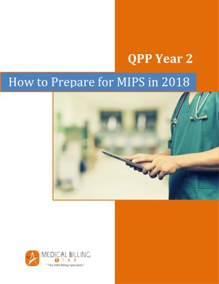 Merit-Based Incentive Payment System (MIPS): QPP Year2