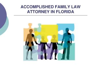 Accomplished Family law Attorney in Florida