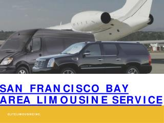 San Francisco Bay Area limousine service