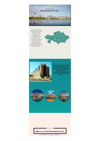 Kazakhstan Tour | Kazakhstan Tour Packages