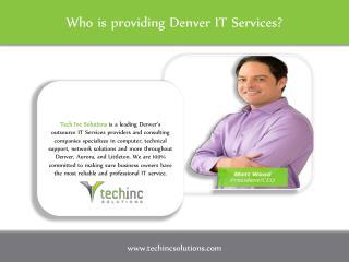 Denver Computer Support