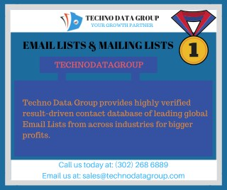 Email Lists And Mailing Lists