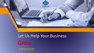 Let us help your business to grow-Business plan writers