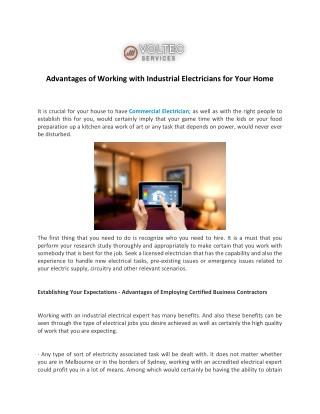 DATA & COMMUNICATIONS | Voltec Services