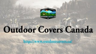 ATV Covers | UTV Covers | Outdoor Covers Canada