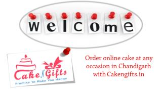 Visit Cakengifts to give a birthday cake gift to your friend on his birthday?