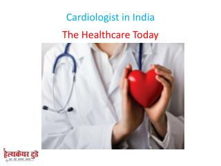 Cardiologist in India
