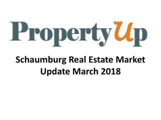 Schaumburg Real Estate Market Update March 2018