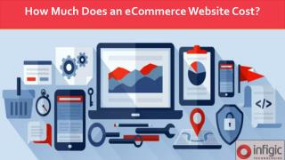 How Much Does an eCommerce Website Cost 2018
