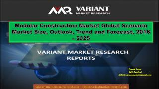 Modular Construction Market