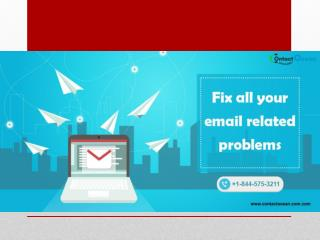 Fixing the common email problems