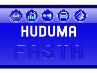 HUDUMA FASTA WAS LAUNCHED ON 5 TH  OCTOBER 2011