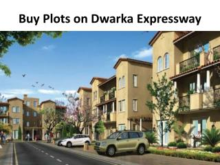 Plots For Sale in Dwarka Expressway