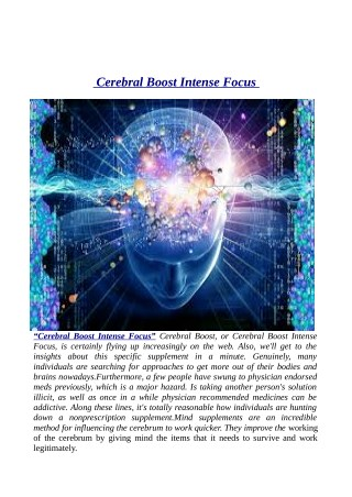 http://order4healthsupplement.com/cerebral-boost-intense-focus/