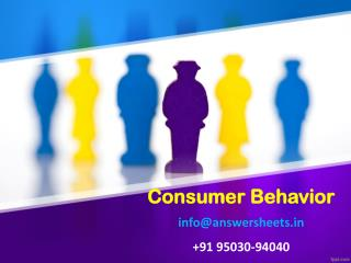 Does Shobha have enough needed data on consumer behaviour What type of consumer research should Shobha conduct