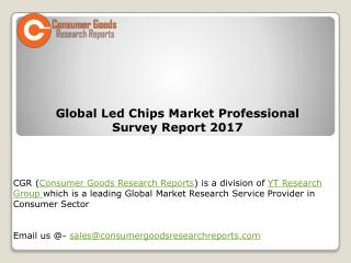 Global Digital Signal Processors Market Professional Survey Report 2017
