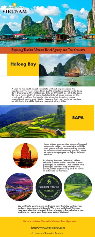 Vietnam Tours | Vietnam Tour Packages