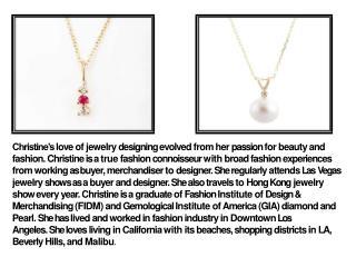 Get Stylish Diamond Jewelry from Christine K Jewelry