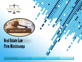 Real Estate law Mississauga
