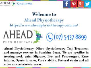 Headache Treatment Sunshine Coast