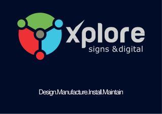 Signage & Hoarding Manufacturing & Installation