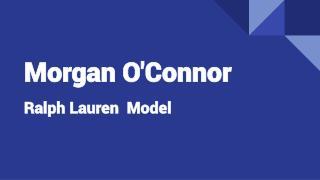 Morgan O'Connor