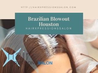 Brazilian Blowout Houston