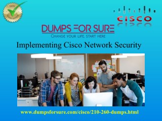 The latest Cisco 210-260 exam study guide and free braindumps