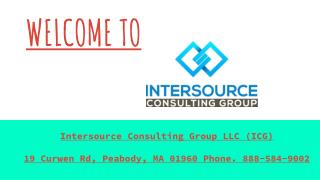 Intersource Consulting Group New Jersey, Outsourced FINOP New Jersey, Outsourced CCO New Jersey, Outsourced Chief Compli