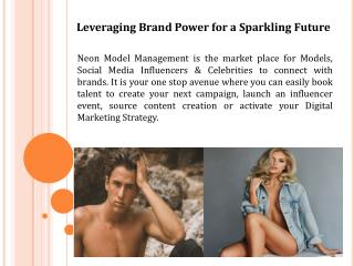 Leveraging Brand Power for a Sparkling Future