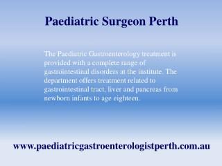 Perth Paediatrics