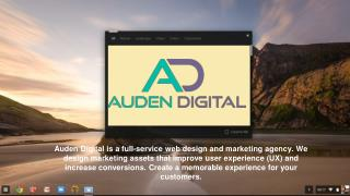 Web Development Austin by Auden Digital