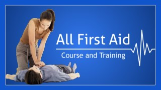 First Aid Course With CPR Training - MILCOM Institute