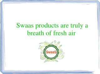 swaas products