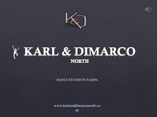 Dance Classes Based in Tampa - Karl & DiMarco North