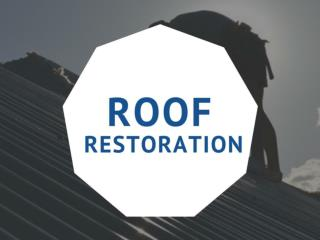 What is Roof Restoration?