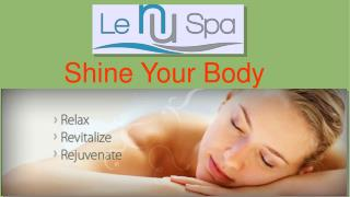 Le Nu Spa - Day Spa & Salon