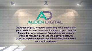 Website Design Austin by Auden Digital