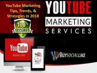 Youtube Video Marketing Services help to get promotion