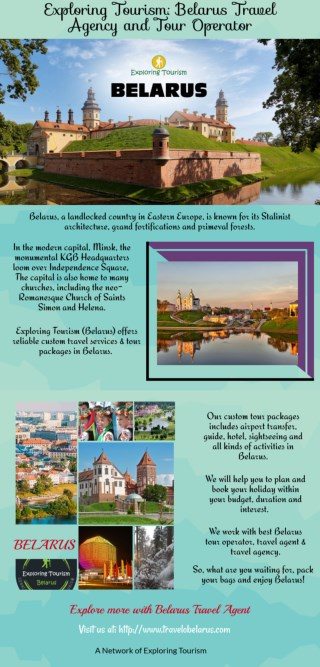Belarus Tours | Belarus Tour Packages
