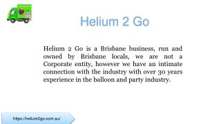 Buy Balloons for Party in Brisbane & Gold Coast