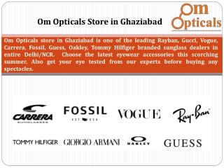 Optical Shop in Gandhinagar Ghaziabad