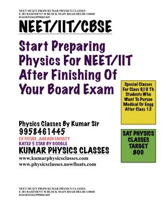 NEET IIT PHYSICS CLASSES IN KALKAJI