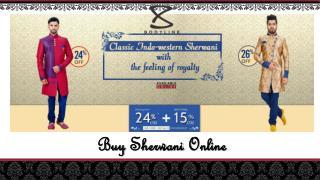 Buy Sherwani Online