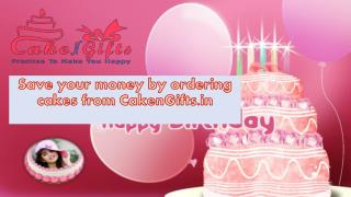 Order your choice special fruits cakes online in Noida