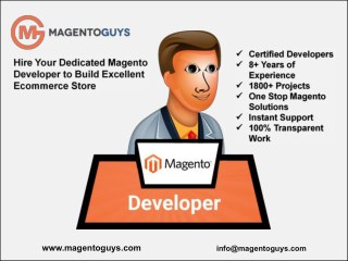Hire Magento Developers India - Magento Web Development Company