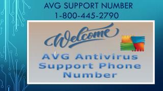 1-800-445-2790 AVG ANTIVIRUS SUPPORT NUMBER