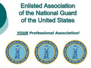 Enlisted Association  of the National Guard   of the United States