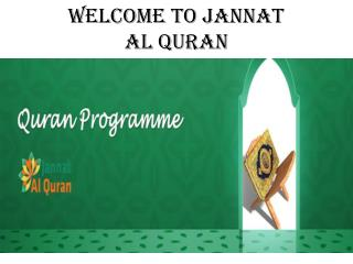 Learn reading quran online